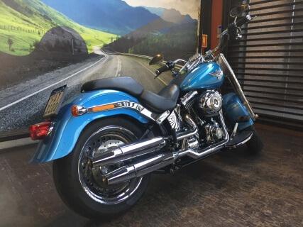 Harley-Davidson Fat Boy 96