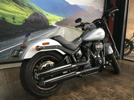 Harley-Davidson Low Rider 114