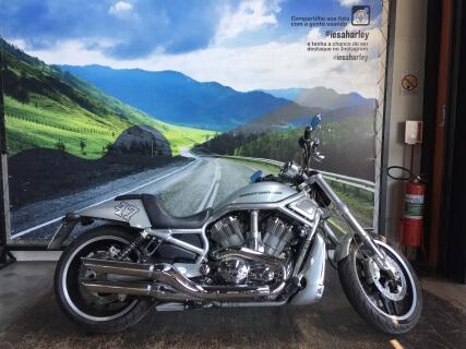 Harley-Davidson Night Rod 10th Anniversary