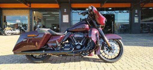 Harley-Davidson CVO STREET GLIDE CVO STREET GLIDE 117