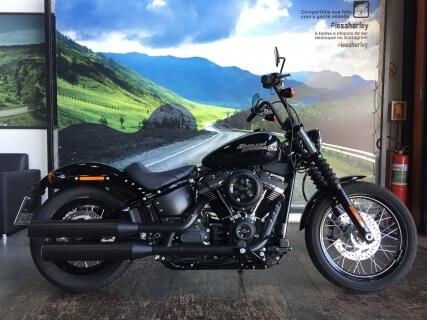 Harley-Davidson Street Bob 107