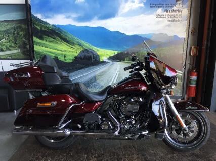 Harley-Davidson Road Glide Ultra 103