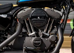 Motor Evolution de 1.200 CM³